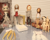 My Current Doll Projects